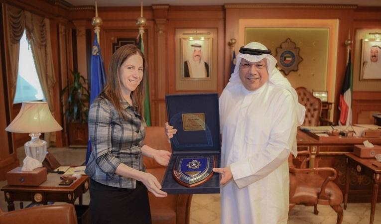 تنسيق أمني جديد بين الكويت والولايات المتحدة