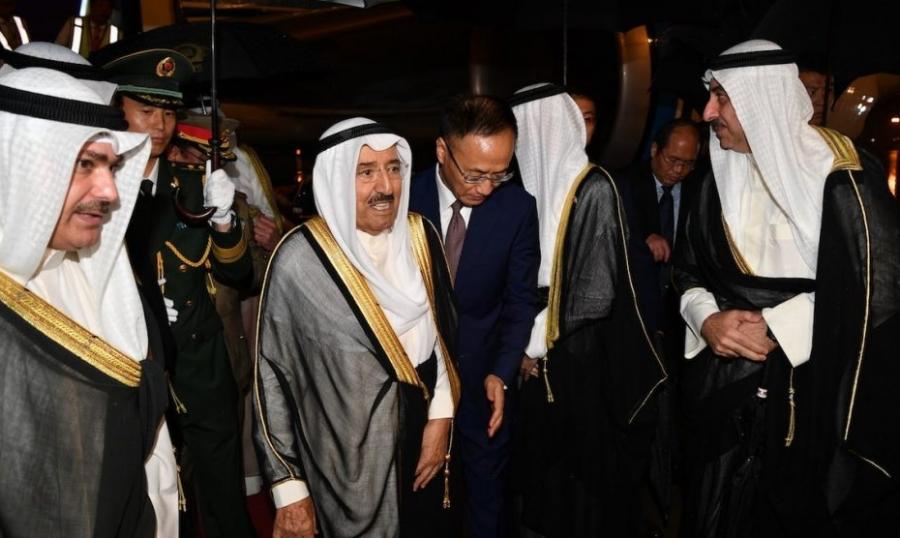 منتدى التعاون العربي الصيني يثمن تشريف سمو أمير البلاد جلسة الافتتاح