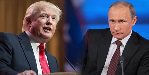 ترامب: بوتين منافس.. لا صديق ولا عدو