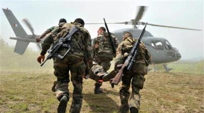 مقتل جندي فرنسي وإصابة آخر بتحطم مروحية في ساحل العاج