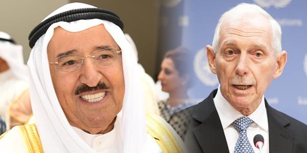مسؤول أممي: كلمات الشكر لا تكفي أمير الكويت لدعمه السخي للعمل الإنساني