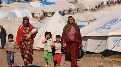 مفوضية اللاجئين: ارتفاع عدد النازحين لـ68 مليون شخص خلال آخر 6 سنوات