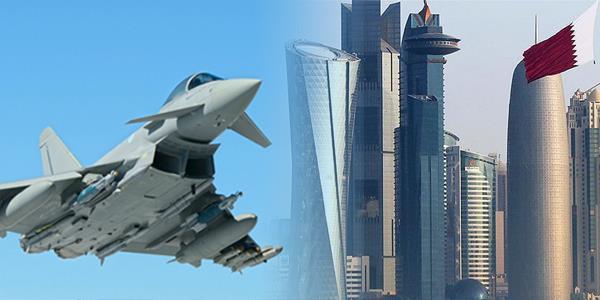 «رويترز»: قطر تطلب قرضا لشراء مقاتلات تايفون