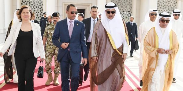 الرئيس الغانم يتوجه إلى بيروت للمشاركة في منتدى الاقتصاد العربي