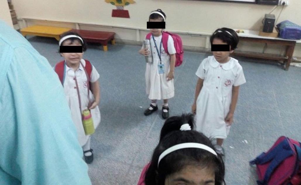 الهند| معلّمة تحتجز 16 تلميذة حضانة في «قبو» لعدم دفع أبائهن الرسوم الدراسية