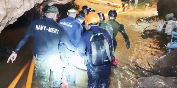 تايلند تحول «كهف الصبية» إلى متحف يعرض عملية إنقاذهم