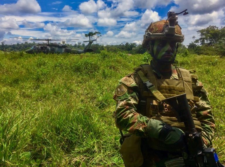نزوح 16 ألف شخص جراء المعارك على الحدود بين كولومبيا وفنزويلا