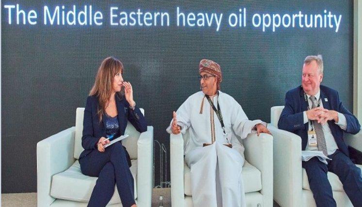 """عُمان تستضيف مؤتمر ومعرض """"النفط الثقيل العالمي"""".. سبتمبر المقبل"""