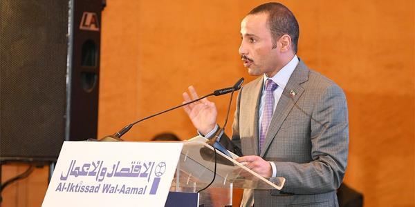 إشادات لبنانية وعربية بكلمة الرئيس الغانم في منتدى الاقتصاد العربي