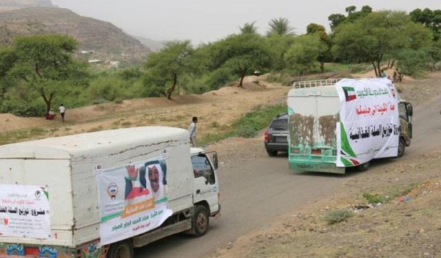 «الكويتية للإغاثة»: مستمرون بتقديم مساعدات في سقطرى