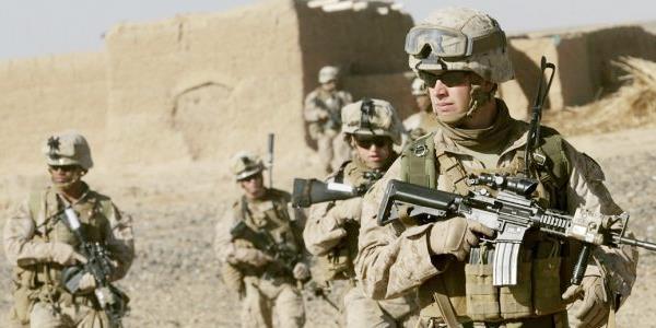 مقتل جندي أميركي عملية عسكرية شرق أفغانستان