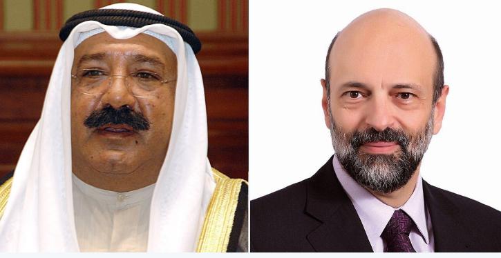 وزير الدفاع تلقى رسالة تهنئة بنجاح العملية الجراحية من رئيس وزراء الأردن