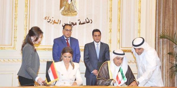 الكويت تمنح مصر القرض الـ 48.. بقيمة 50 مليون دينار
