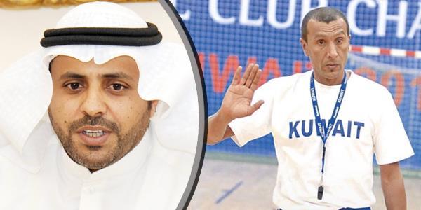 الجبري ينعى الرباح: فقدنا أحد أبرز اللاعبين على مستوى الكويت.. والخليج العربي