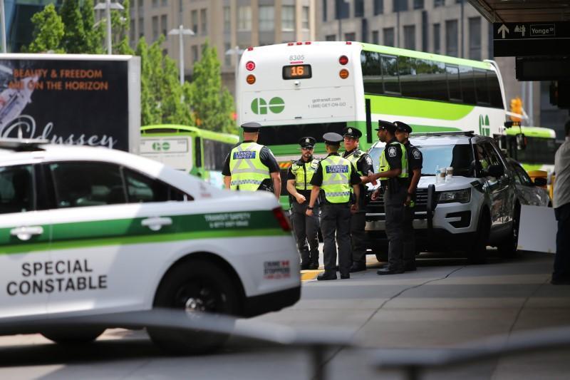 الشرطة الكندية تعزز وجودها في تورونتو بعد تهديد غير محدد