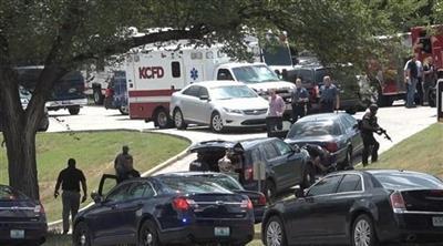 أمريكا: مقتل مشتبه به وإصابة 3 من الشرطة في إطلاق نار بمدينة كانساس