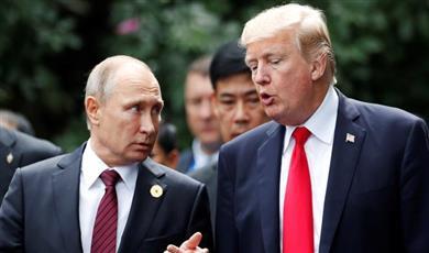 روسيا: مباحثات بوتين وترامب بشأن سوريا.. ستكون صعبة