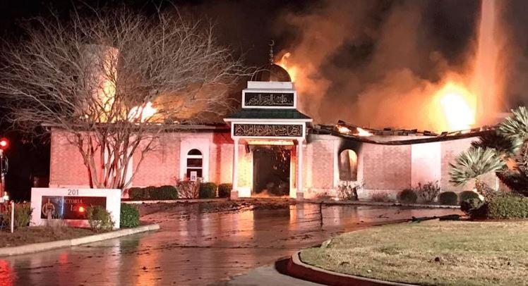 إدانة أميركي بإحراق مسجد في ولاية تكساس
