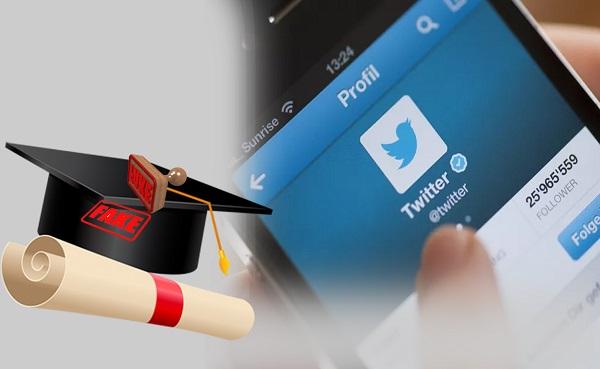 مغردون ومسؤولون يحذفون حرف «د.» من حساباتهم على تويتر