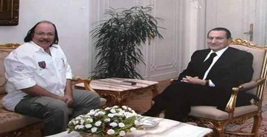 الفنان المصري طلعت زكريا: الرئيس مبارك دفع لي 8 ملايين جنيه بعد الأزمة الصحية التي تعرضت لها