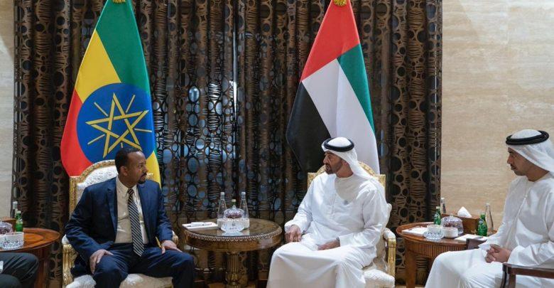 إثيوبيا: الإمارات ستبني خط أنابيب نفط بيننا وإريتريا