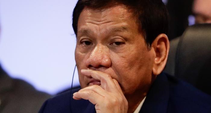 رئيس الفلبين يزور إسرائيل