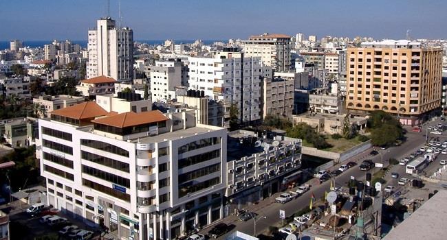 الهدوء يعود الى قطاع غزة ومحيطه