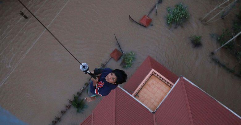 ارتفاع حصيلة قتلى فيضانات الهند إلى 357 شخصاً