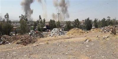 بريطانيا: القصف الايراني في كردستان العراق خطير وغير متجانس
