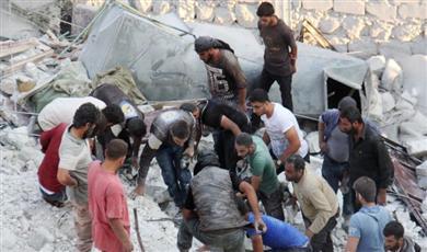 وزير الخارجية الألماني يعول على لقاء نظيره الروسي لمنع «كارثة إدلب»