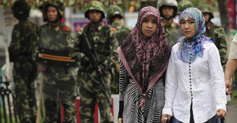 واشنطن: نبحث قمع الصين للمسلمين