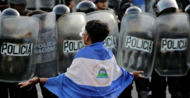 الآلاف يتظاهرون في نيكاراغوا للمطالبة باستقالة أورتيغا