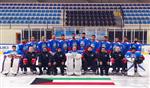 أزرق الهوكي يكتسح منغوليا بافتتاح بطولة هونج