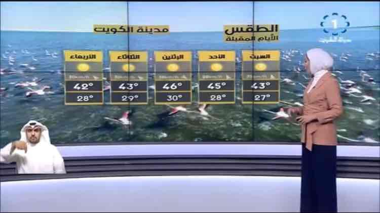 مريم القبندي : الضباب والرطوبة يعودان السبت والأحد