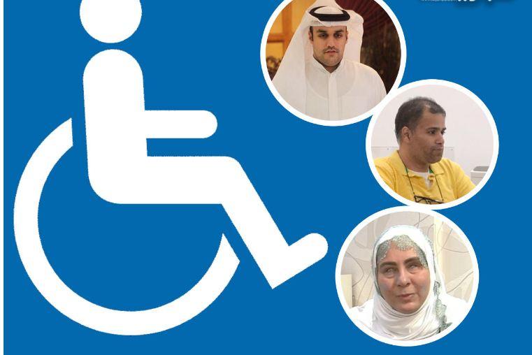 ذوو الإعاقة.. نماذج مشرفة تسعى لتحقيق الذات وإحراز مكانة في المجتمع