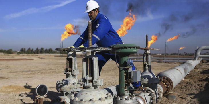 حفر آبار استكشافية جديدة بالمنطقة المقسومة بين الكويت والسعودية