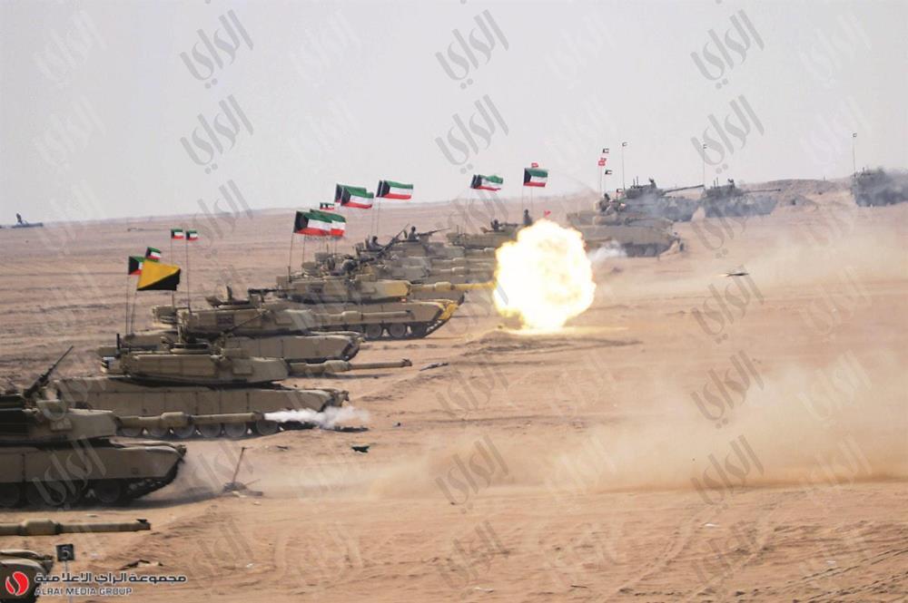الجيش الكويتي... رابع قوة خليجية