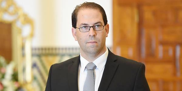 الحزب الحاكم في تونس يجمد عضوية رئيس الوزراء