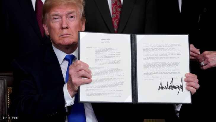 ترامب: رسوم جمركية على منتجات صينية إضافية بنحو 200 مليار دولار