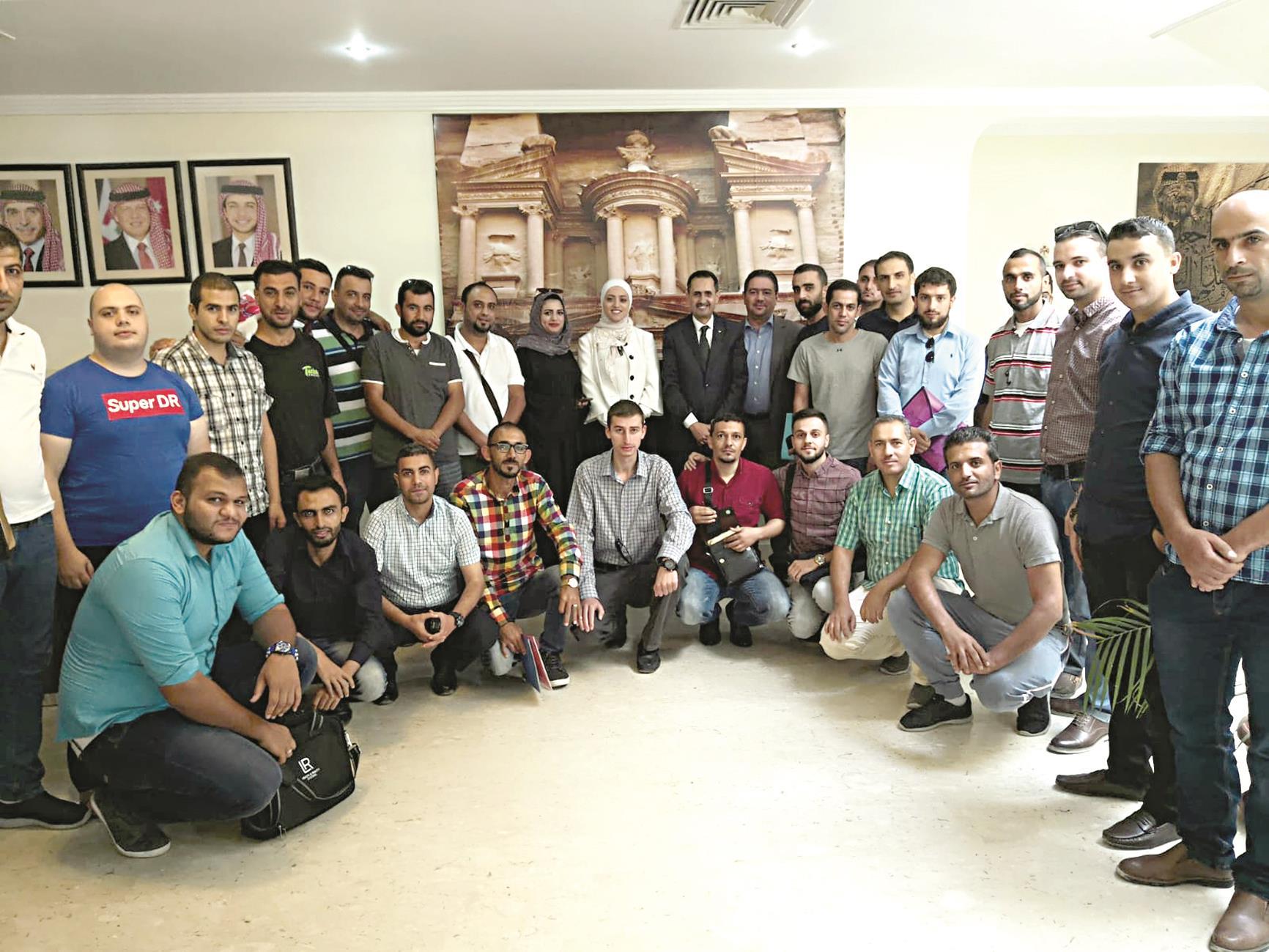 السفير الأردني للمعلمين الجدد: كونوا خير سفراء لبلدكم