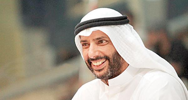 خالد الغانم رئيساً لنادي الكويت