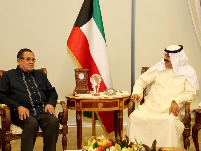 اللجنة الكويتية - الفلبينية المشتركة تجتمع في أكتوبر المقبل
