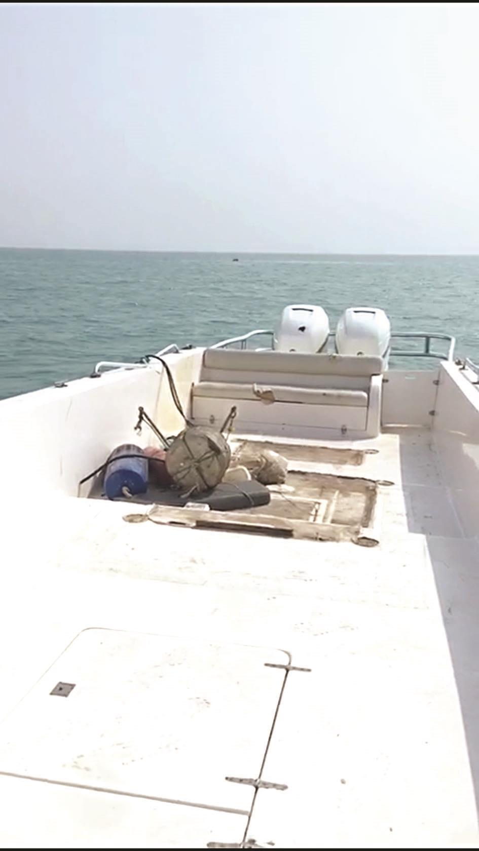 هروب 3 صيادين مصريين أتلفوا دورية للرقابة البحرية