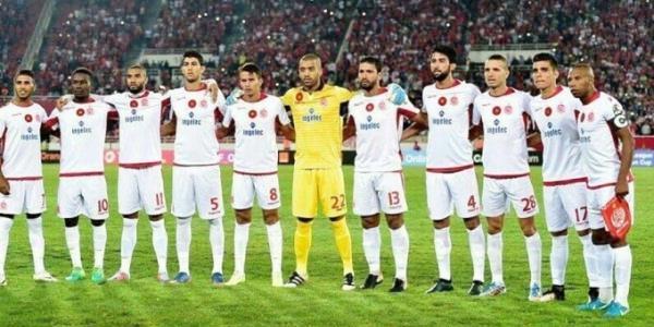 الوداد البيضاوي حامل اللقب يودع دوري أبطال أفريقيا