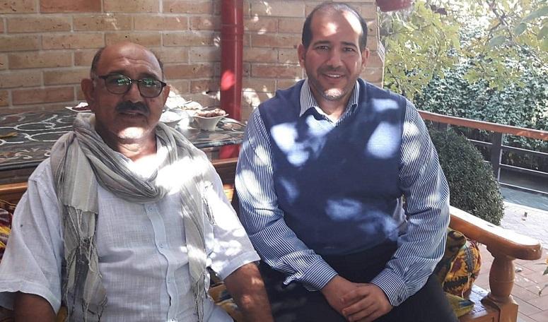 ناصر الصباح يستقبل مدير هيئة البيئة