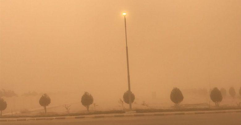 خبير أرصاد لـ«القبس الإلكتروني»: غبار على حدود الكويت