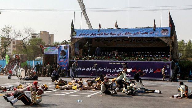 إيران تستدعي بعض السفراء الأوروبيين بعد هجوم العرض العسكري