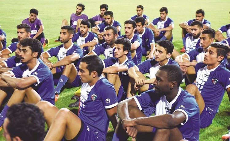 """""""الأولمبي"""" يلتقي نظيره البحريني.. اليوم"""