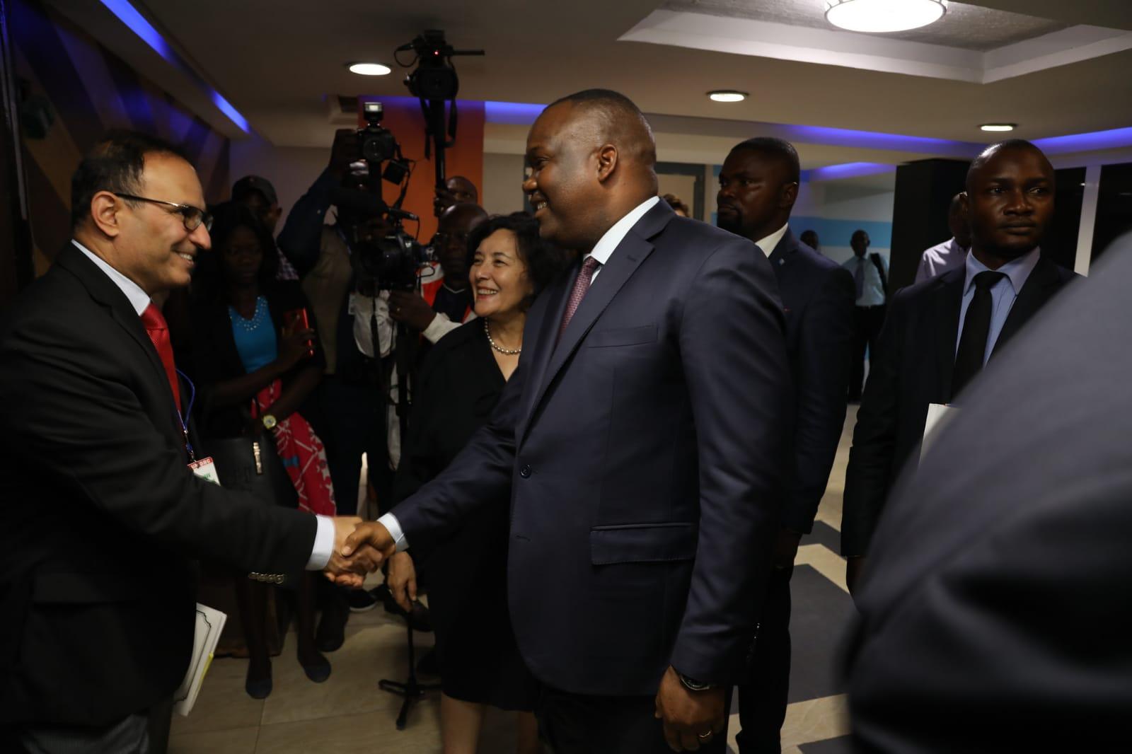العتيبي يشارك في زيارة وفد مجلس الأمن لجمهورية الكونغو