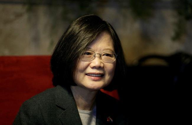 رئيسة تايوان تتعهد بتعزيز الأمن القومي في مواجهة الضغوط الصينية